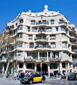 La Pedrera by day
